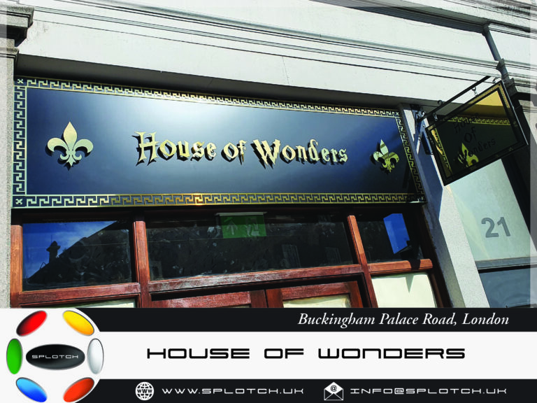 House of Wonders London